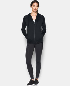 Women's UA Storm Armour® Fleece Lightweight Full Zip Hoodie
