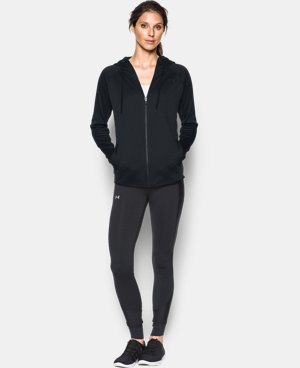 Women's UA Storm Armour® Fleece Lightweight Full Zip Hoodie LIMITED TIME: FREE SHIPPING 1 Color $56.99 to $74.99