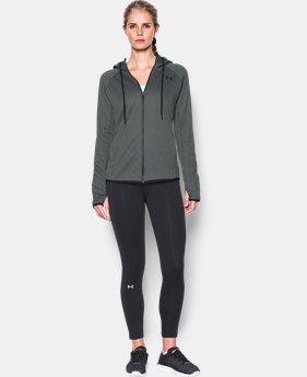 Women's UA Storm Armour® Fleece Lightweight Full Zip Hoodie  1 Color $74.99
