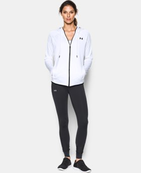 Women's UA Storm Armour® Fleece Lightweight Full Zip Hoodie  1 Color $56.99 to $74.99