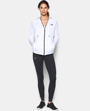 Women's UA Storm Armour® Fleece Lightweight Full Zip Hoodie LIMITED TIME: FREE SHIPPING 2 Colors $56.99 to $74.99
