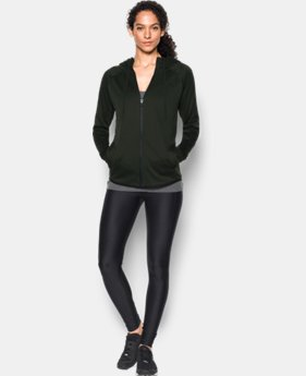 New Arrival  Women's UA Storm Armour® Fleece Lightweight Full Zip Hoodie  2 Colors $56.99