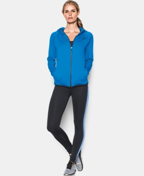 Women's UA Storm Armour® Fleece Lightweight Full Zip Hoodie  1 Color $36.74