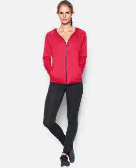 Women's UA Storm Armour® Fleece Lightweight Full Zip Hoodie LIMITED TIME: FREE SHIPPING 1 Color $74.99