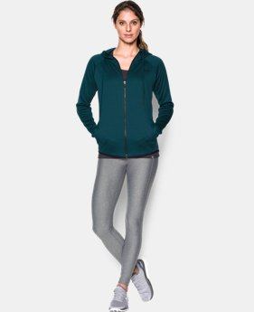 Women's  UA Storm Armour Fleece® Lightweight Full Zip Hoodie  1 Color $48.99