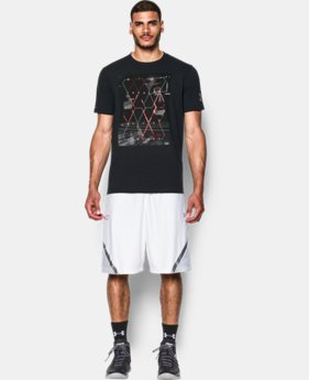 New Arrival  Men's SC30 Pillars of Curry T-Shirt LIMITED TIME: FREE SHIPPING  $39.99