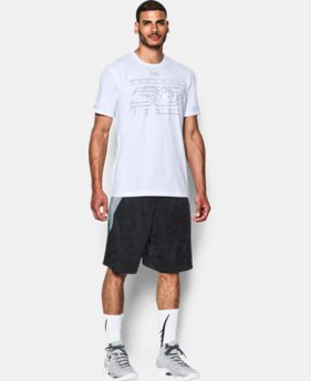 Men's SC30 Moniker T-Shirt  4 Colors $20.99