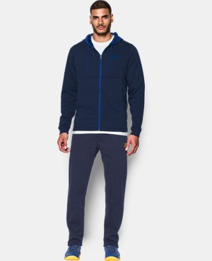 Men's SC30 Essentials Full Zip Hoodie  1 Color $74.99