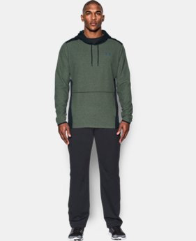 Men's UA ColdGear® Infrared Fleece Hoodie  2 Colors $79.99
