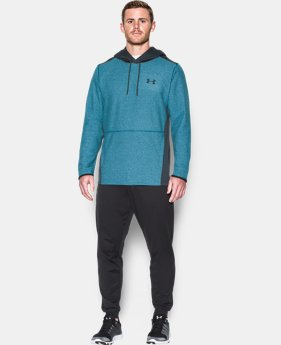Men's UA ColdGear® Infrared Fleece Hoodie  1 Color $52.99