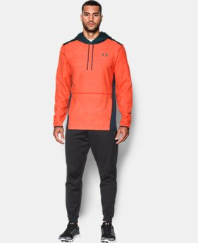 Men's UA ColdGear® Infrared Fleece Hoodie LIMITED TIME: FREE SHIPPING 1 Color $67.99
