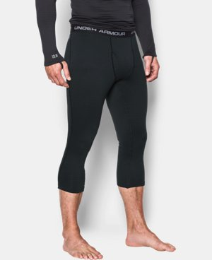 Men's UA Base 2.0 ¾ Leggings  1 Color $64.99