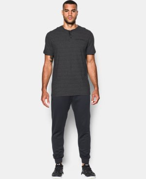 Men's Charged Cotton® Henley T-Shirt    $26.99