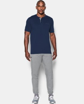Men's Charged Cotton® Henley T-Shirt    $34.99