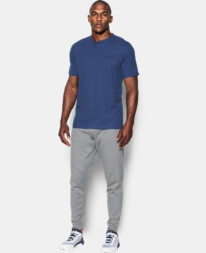 Best Seller Men's Charged Cotton® Henley T-Shirt   2 Colors $29.99