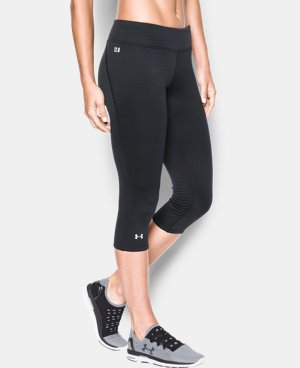 Women's UA Base™ 2.0 3/4 Leggings LIMITED TIME: FREE U.S. SHIPPING 1 Color $54.99