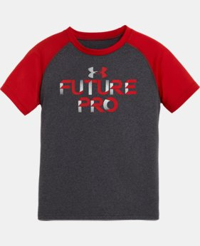 Boys' Pre-School UA Future Pro T-Shirt