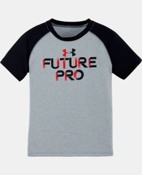 Boys' Toddler UA Future Pro T-Shirt