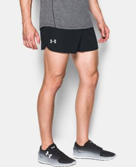Men's UA Performance Run Split Shorts  1 Color $33.99