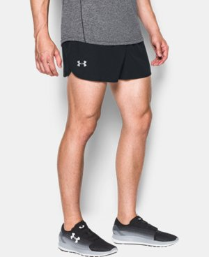 Men's UA Performance Run Split Shorts   $44.99