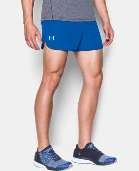 Men's UA Performance Run Split Shorts   $29.99