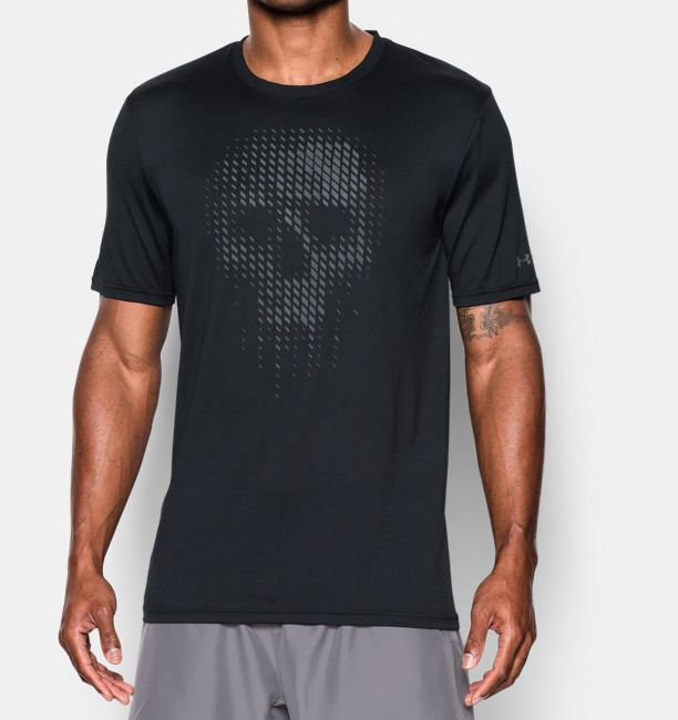 Men s UA Run Skull T-Shirt  6555e7ddf7e