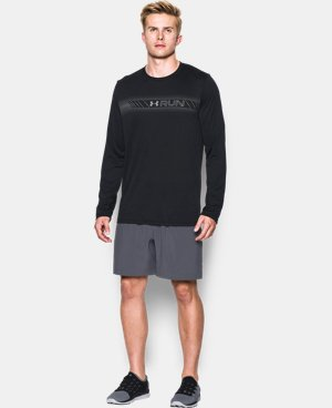 Men's UA Run Icon T-Shirt   $39.99