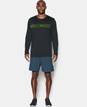Men's UA Run Long Sleeve T-Shirt LIMITED TIME: FREE U.S. SHIPPING 2 Colors $20.24 to $26.99
