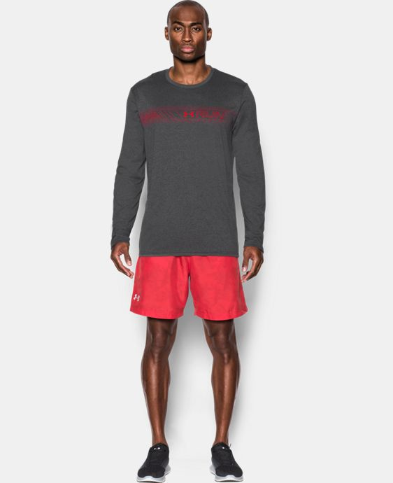 Men's UA Run Icon T-Shirt   $34.99