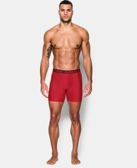 "Best Seller  Men's UA Original Series 6"" Boxerjock® – 2-Pack  3 Colors $39.99"