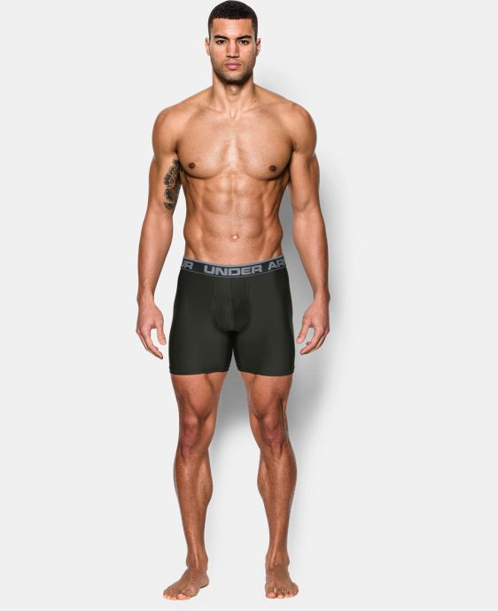 "Best Seller  Men's UA Original Series 6"" Boxerjock® 2-Pack  1 Color $39.99"