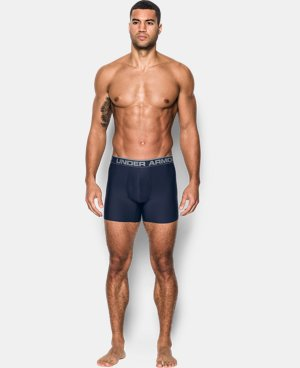 "Best Seller  Men's UA Original Series 6"" Boxerjock® 2-Pack  8 Colors $39.99"