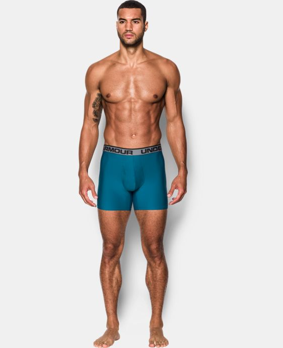 "Best Seller Men's UA Original Series 6"" Boxerjock® 2-Pack  2 Colors $35"