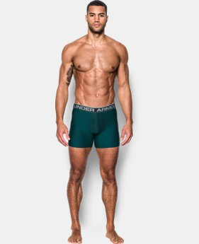 "Best Seller Men's UA Original Series 6"" Boxerjock® – 2-Pack  1 Color $35"