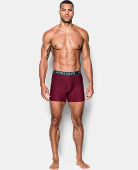 "Men's UA Original Series 6"" Boxerjock® – 2-Pack  1 Color $27.99"