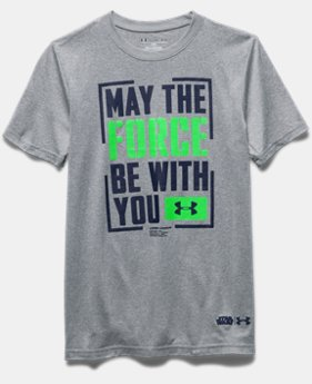 Boys' Under Armour® Alter Ego The Force T-Shirt