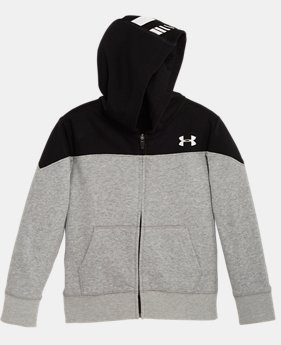 Boys' Pre-School UA Crosswalk Fleece Hoodie