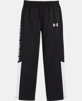 Boys' Pre-School UA Enforcer Tricot Pants