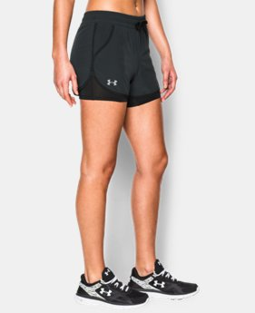 Women's UA 2X Rally Shorts LIMITED TIME: FREE SHIPPING 1 Color $39.99