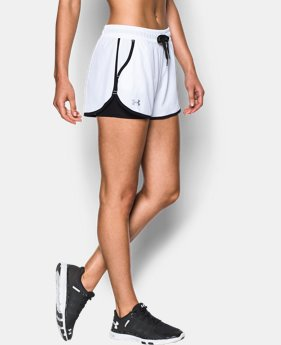Women's UA 2X Rally Shorts LIMITED TIME: FREE SHIPPING 2 Colors $39.99