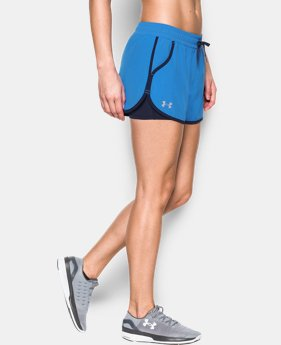 Women's UA 2X Rally Shorts  1 Color $39.99