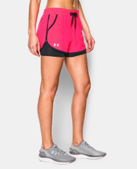 New Arrival  Women's UA 2X Rally Shorts LIMITED TIME: FREE SHIPPING 1 Color $33.99