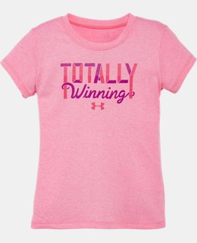 Girls' Pre-School UA Totally Winning T-Shirt