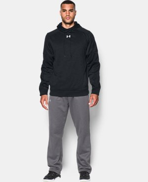 Best Seller  Men's UA Storm Armour® Fleece Hoodie  1 Color $74.99