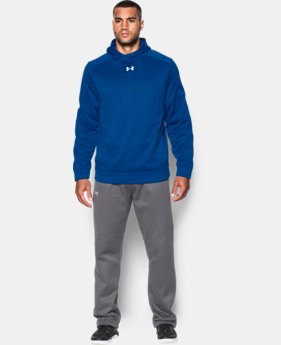 New Arrival  Men's UA Storm Armour® Fleece Hoodie  2 Colors $74.99