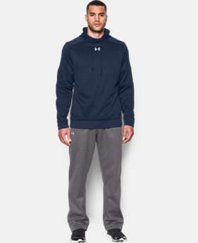 New Arrival  Men's UA Storm Armour® Fleece Hoodie   $74.99