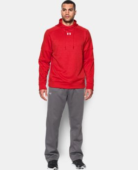 Men's UA Storm Armour® Fleece Hoodie  2 Colors $64.99