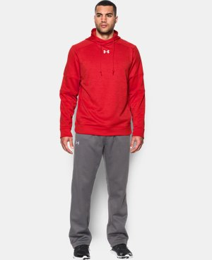 Men's UA Storm Armour® Fleece Hoodie LIMITED TIME: FREE SHIPPING 1 Color $48.99