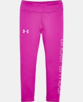 Girls' Pre-School UA Supreme Leggings