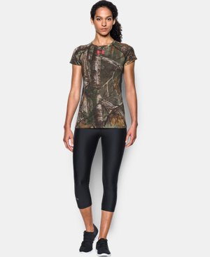 Women's Under Armour® Scent Control Tech Short Sleeve LIMITED TIME: 25% OFF  $29.99